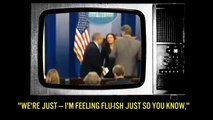 """""""We're Screwed"""": MSM Caught on Hot Mic at White House Ebola Press Briefing"""