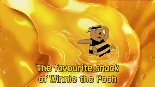 Winnie The Pooh Everything Is Honey Sing Along Lyrics