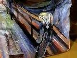 """ Artistic Bags "" Vere e proprie opere d'arte da indossare.."