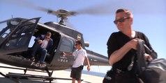 """On a testé """"UberCopter"""", l'hélico-taxi du Festival de Cannes"""
