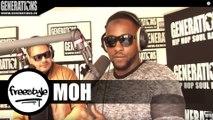 MOH - Freestyle (Live des studios de Generations)