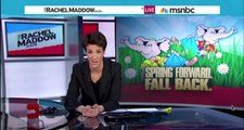 Rachel Maddow Shreds Indiana Gov. Mike Pence for Signing Anti-Gay Bill