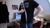 Ezio costume (AC2): shoulder belt