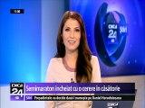 Cerere în căsătorie la semimaratonul Internaţional Bucureşti
