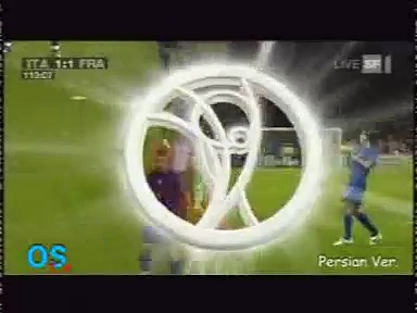 Zeidan At Fifa World Cup Final