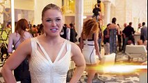 Michelle Rodriguez & Ronda Rousey fight Fast & Furious