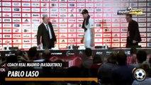 Real Madrid y Ayón, Campeones de Europa