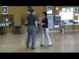 Online Dance Lesson West Coast Swing Accents