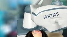 Présentation du robot ARTAS par le Dr Claude AHARONI