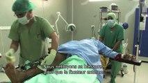 Affrontements armés et climat de peur, le quotidien des équipes MSF à l'hôpital d'Aden (Yémen)
