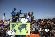 Cartes sur Table : comprendre les migrations vers l'Europe