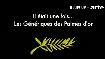 Les Génériques des Palmes d'or - Blow up - ARTE