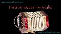 Instrumentos musicales y accesorios | Aprende español | Vocabulario