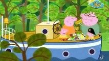 Peppa Pig en Francais L'anniversaire de Papa Pig 2015