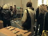Fluxus East - Paper airplane event