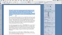 Using Microsoft Word : How to Adjust & Change Line Spacing in Microsoft Word