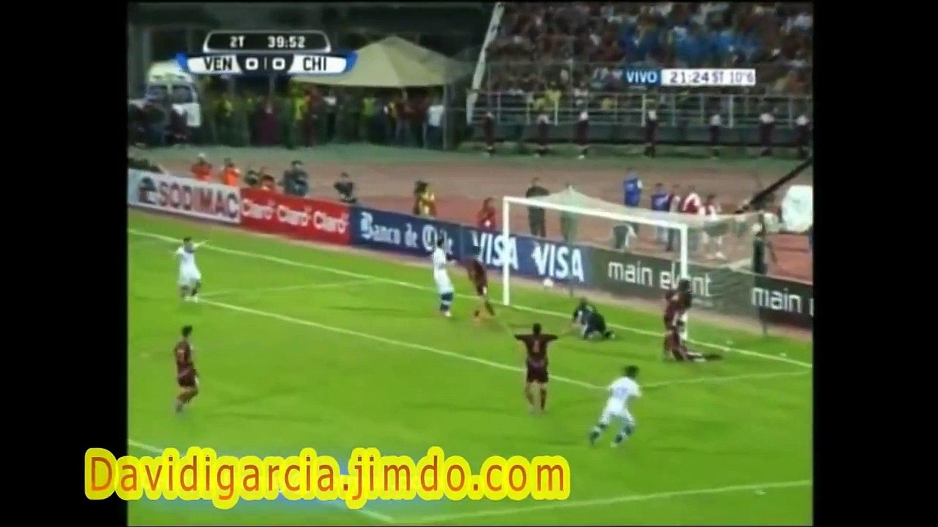 Cesar Farias se burla de Chile - Venezuela para un final