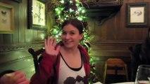 Disneyland Club 33 w/ Vanessa Hudgens, Sarah Hyland & Matt Prokop