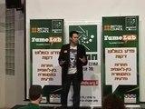FameLab Israel 2011 Finalist Ulmer Guy