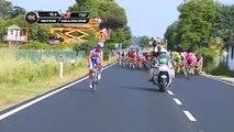 Giro d'Italia 2015: Stage 10 / Tappa 10 highlights