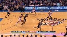 Kawhi Leonard Full Highlights Spurs vs Thunder (11/27/2013) 14 Pts, 10 Reb, 4 Stl - Project Spurs