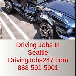 Driving Jobs in Seattle WA-Go to DrivingJobs247.com or 888-591-5901