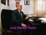 Discurso do ex alcalde de Negreira, José Blanco Pazos