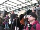 Seize the Day - Bigger better brighter bolder bullshit now - Climate rally 6 Dec 2008