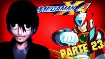Jugando / Megaman X4 APC Parte 23 /  Un tren algo degenerado!