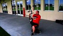 Cette homme sans bras détient le record du monde de tir à l'arc ! Regardez sa démo impressionnante !