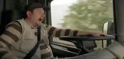 Truckfahren in Polen Werbung lustig witzig Fiat comedy geil