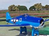 Hangar 9 Hellcat Size 60 Maiden Flight