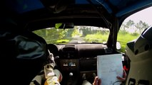 Rallye de Dieppe 2015 ES4 - Pierre-Alexandre et Margaux Perrin - Clio Ragnotti N3