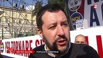 Italie : le populiste Matteo Salvini, à la conquête du pouvoir
