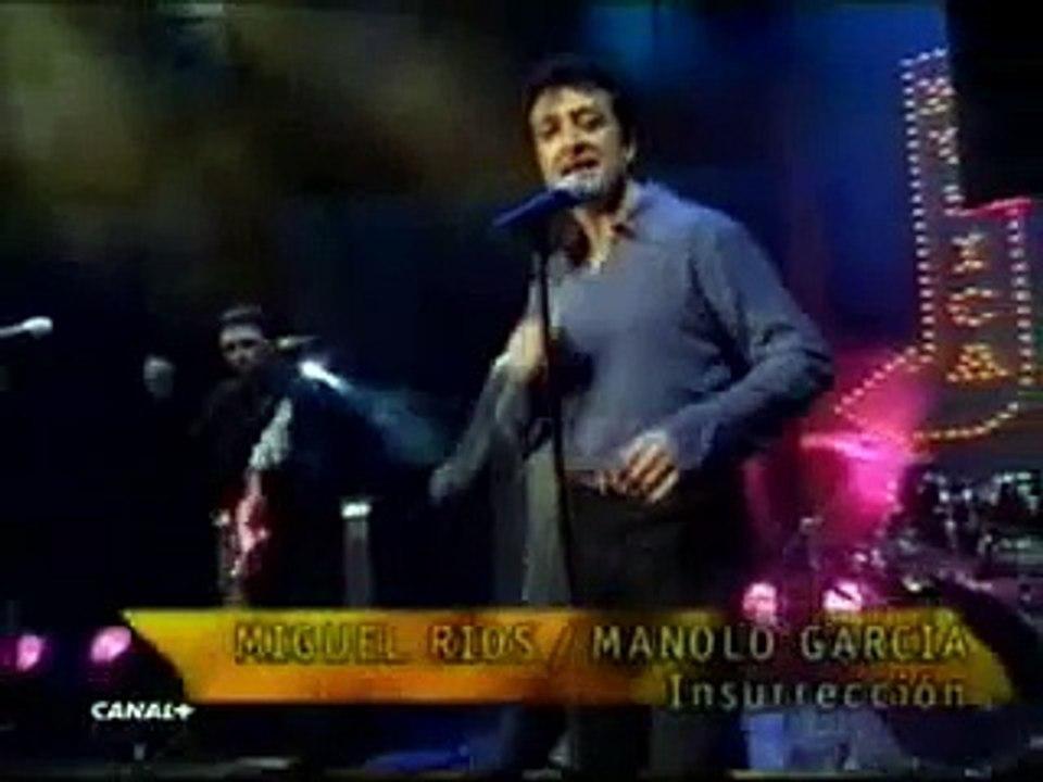 Insurrección Miguel Ríos Y Manolo Garcia Video Dailymotion