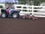 Arena Drags by Riata - Short Video - Quad, ATV and Gators