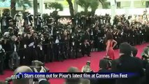Stars come out for 'Inside Out' at Cannes Film Festival          Agence France-Presse          May.