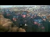 Italiani mandati al massacro. Dal film Uomini Contro, di Francesco Rosi. VEDI ALMENO DAL MINUTO 4.20
