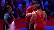 1st Place Match - 86Kg - Men's Freestyle Wrestling World Cup 2014