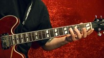 ELVIS PRESLEY - Jailhouse Rock - Guitar Lesson - Very Easy!!