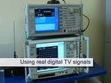 Demonstration of a dynamic spectrum access wireless backhaul system in the UHF band