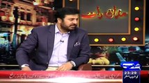 Fayyaz ul Hassan Chohan Reveals Why He Is So Aggressive