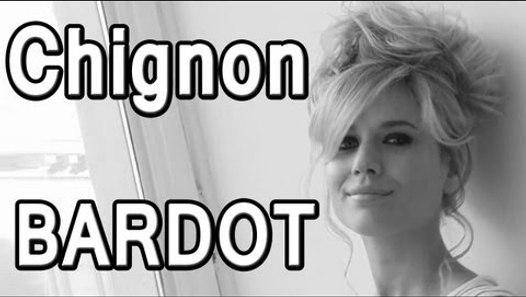 Chignon Brigitte Bardot Tuto Pro Video Dailymotion