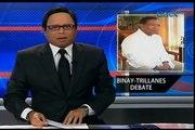 Saksi: Binay-Trillanes debate, sa November 27 na