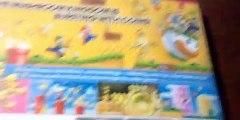 New Super Mario Bros. 2, Mario Kart 7, and Super Mario 3D Land Unboxing