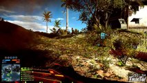 Battlefield 4 LEVOLUTION Gameplay on Paracel Storm - BF4 Interactive Maps Giant Shipwreck PC HD