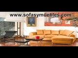 sofas y muebles en cuero y tela, poltronas, sillones, sillas