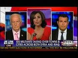 Judge Jeanine Pirro - The ISIS Threat & ISIS In America