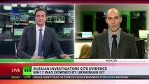 MH17 witness passes lie detector test, Ukraine denies jet in crash area
