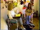 Jenny Lewis (rilo kiley, postal service) on Teen Set 1991
